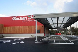 Auchan intensywnie rozwija koncept Drive