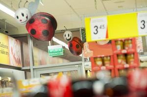 Rozczarowujące wyniki sprzedaży LfL w Biedronce