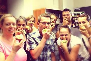 Zdjęcie numer 5 - galeria: Polskie protesty przeciw rosyjskiemu embargo zauważone w światowych mediach