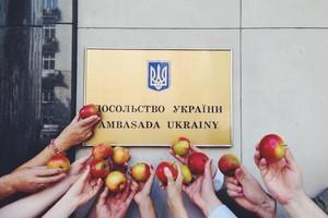 Zdjęcie numer 3 - galeria: Polskie protesty przeciw rosyjskiemu embargo zauważone w światowych mediach