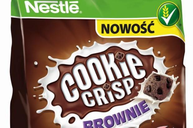 Nestle Cookie Crisp - nowość wśród płatków śniadaniowych