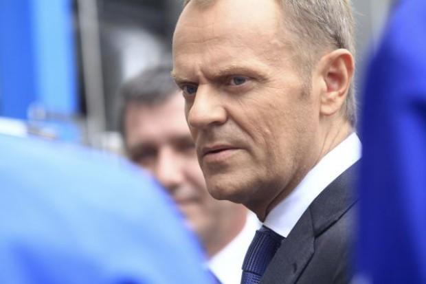 Premier Tusk: Rosja udaje, że embargo to nie sankcje