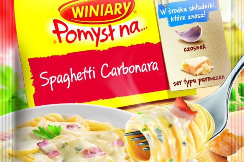 Nowe pomysły na obiad od marki Winiary