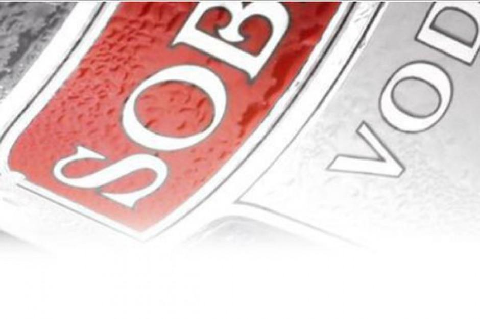 Belvedere notuje spadki przychodów; rynek wódki w Polsce spada
