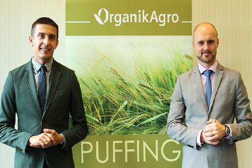 OrganikAgro zainwestuje w innowacyjny zakład przetwarzający zboża ekspandowane
