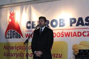 Cedrob chce kupić kolejne akcje PKM Duda