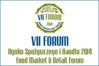 VII Forum Rynku Spożywczego i Handlu - ruszyła rejestracja uczestników!