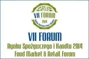 VII Forum Rynku Spożywczego i Handlu - ostatnie godziny rejestracji! Sprawdź listę gości i tematy debat