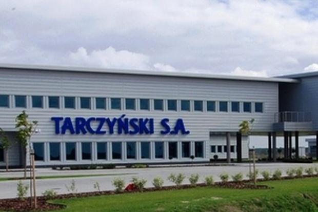 Tarczyński zawiera kredyt na rozbudowę zakładu w Ujeźdźcu Małym