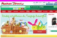 Auchan chce sprzedawać więcej warzyw i owoców przez internet