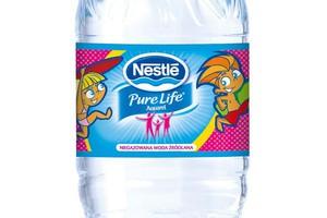 Nestle kontynuuje rebranding wody Aquarel na Pure Life