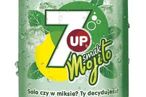 PepsiCo z limitowaną edycją 7UP Mojito