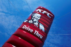 Sieć KFC inwestuje w dostawy