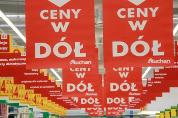 Auchan przyspiesza z rebrandingiem hipermarketów Real
