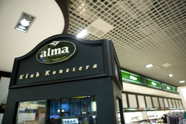 Alma Market nie wyklucza rozwoju poprzez przejęcia obiektów handlowych