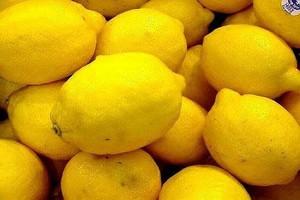 Widać tendencje spadkowe na rynku cytryn