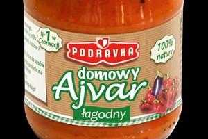 Domowa wersja ajvaru od Podravki