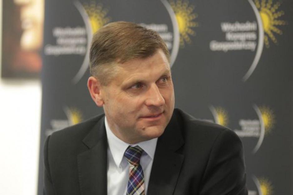 Prezes ZM Mościbordy na WKG: Producenci nie poradzą sobie sami ze skutkami embarga
