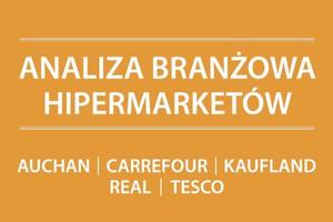 Analiza branżowa hipermarketów - edycja 2014