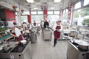 Zdjęcie numer 1 - galeria: Zakończyła się trzecia edycja Targów Gastrosilesia 2014