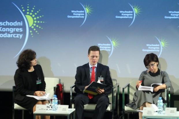 WKG 2014: Wschód Polski zasługuje na więcej unijnych środków
