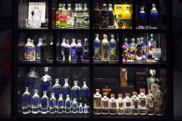 Produkcja wódki w Polsce ciągle mocno spada