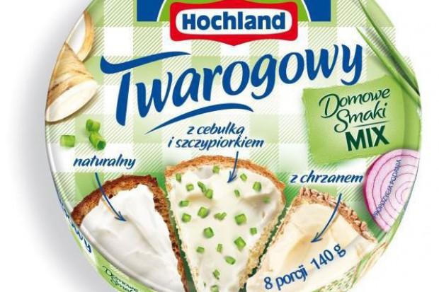 Hochland stawia na nowości produktowe
