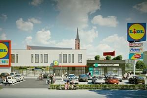 Lidl planuje budowę dużego centrum dystrybucji na Śląsku
