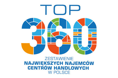 Ranking TOP 360 największych najemców centrów handlowych w Polsce