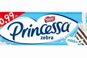 Marka Princessa wprowadza nowy wafelek