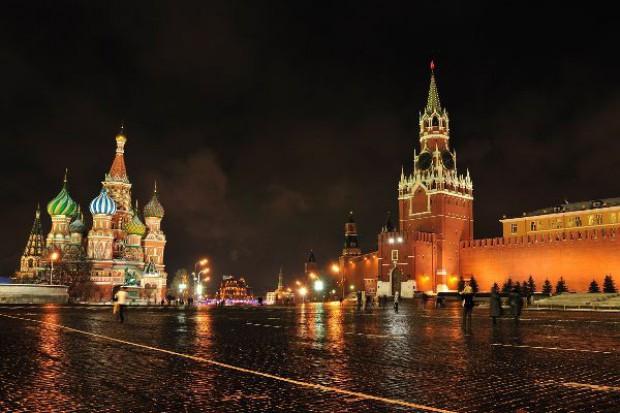 Pozdrowienia z Rosji