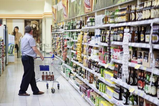 W 2013 r. sklepy w Polsce sprzedały żywność i napoje za ponad 166 mld zł