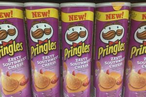 Kellogg w przyszłym tygodniu otworzy w Kutnie fabrykę Pringles