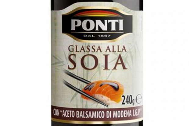 Marka Ponti wprowadza Glassę Sojową