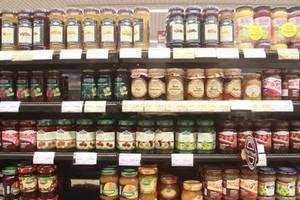 GUS: Ceny żywności spadły o ponad 2 proc. rdr, w skali miesiąca wzrosły