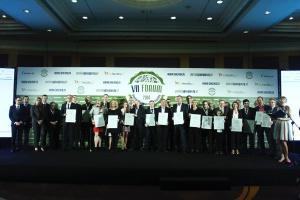 """Przyznano certyfikaty """"Dobry produkt - wybór ekspertów 2014"""" (galeria zdjęć i video)"""