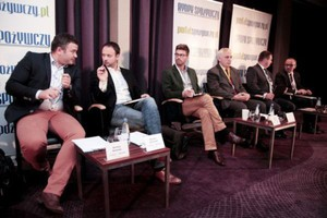 VII FRSiH: Forum Nowych Technologii. Biznes handlowy na pograniczu świata realnego i wirtualnego