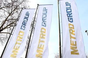 Metro Group: 4-proc. spadek sprzedaży za rok 2013/14
