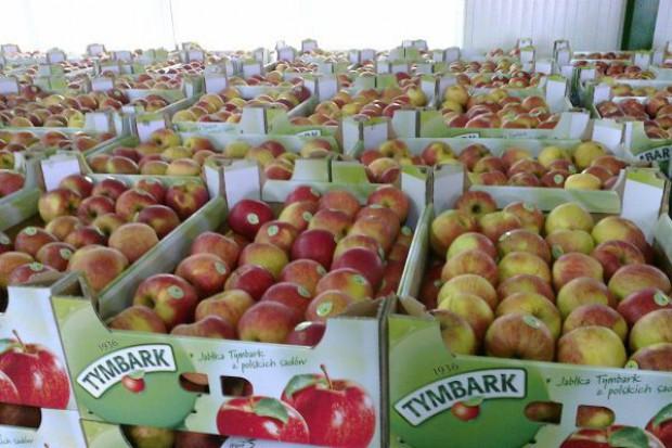 Maspex myśli o wprowadzeniu na rynek jabłek z logo Tymbark