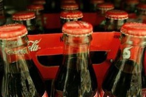 Zysk Coca-Cola Company spadł o 14 proc.