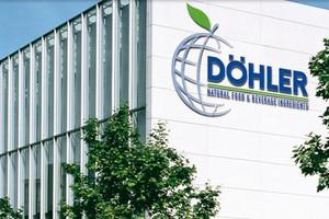 Producent soków Dohler przejmie część spółki Binder