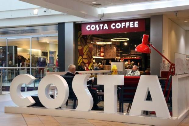 Sieć Coffeeheaven całkowicie zniknie z rynku do końca 2015 r. Zastąpi ją Costa Coffee