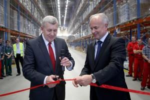 Zdjęcie numer 3 - galeria: Rossmann otworzył 3. centrum dystrybucyjne w Polsce (zdjęcia)
