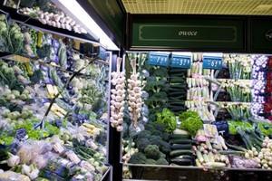 Eksport żywności wzrósł, ale mniej niż import