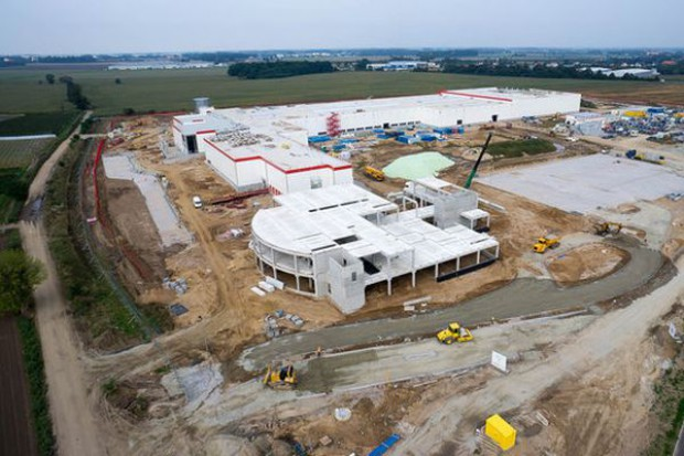 Nowa fabryka Purina PetCare prawie gotowa