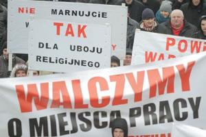 Protest rolników wesprze MRiRW w działaniach na rzecz uboju rytualnego