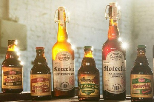 Browar Gontyniec zmaga się ze spadkami sprzedaży piwa