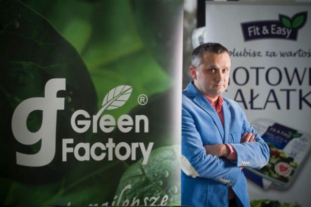Green Factory stawia na rozwój portfolio i dywersyfikuje rynku zbytu