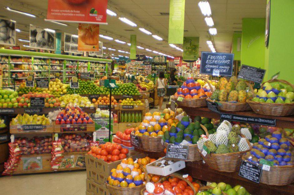 Sprzedaż żywności w handlu detalicznym może wzrosnąć w 2015 o niemal 5 proc.