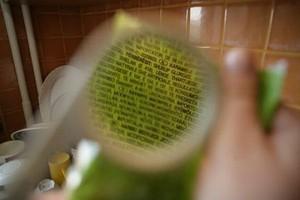 Zmiany w przepisach dotyczących znakowania produktów żywnościowych